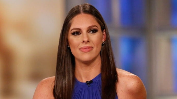 abby huntsman the view
