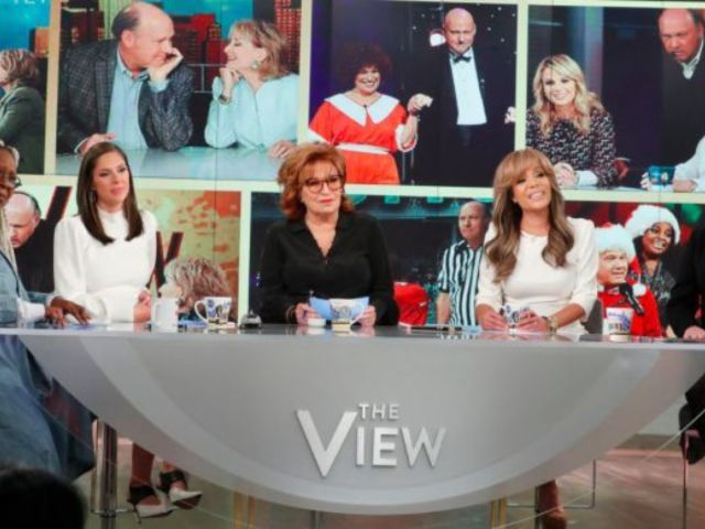 'The View' Ladies Reportedly Not Speaking to Meghan McCain