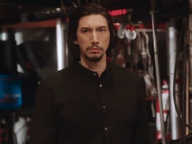 'SNL': Adam Driver Cleans up Studio 8H in Hilarious New Promo