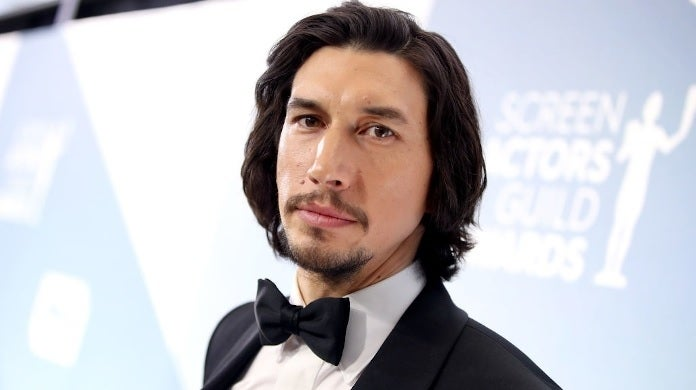adam driver sag awards getty images
