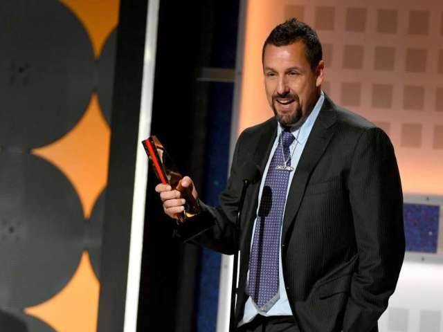 Adam Sandler Sends out NFL Hall of Fame Tweet About Bill Cowher and Jimmy Johnson Just Hours Before 'Uncut Gems' Snub