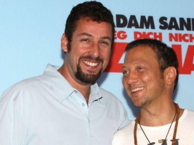 Adam Sandler's Good Friend and 'SNL' Buddy Rob Schneider Tweets About His 'Uncut Gems' Oscar Snub