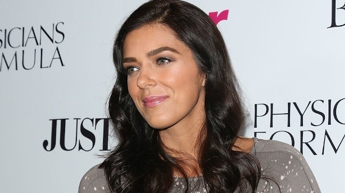 adrianne curry getty images
