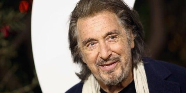 Al Pacino's 'High' Osc...