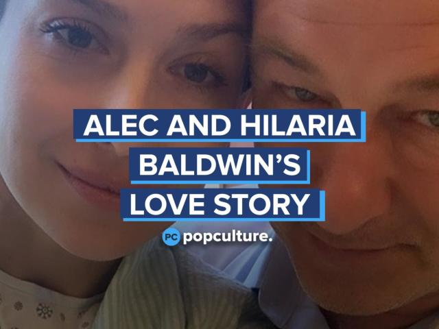 Alec and Hilaria Baldwin's Love Story