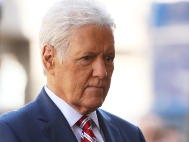 'Jeopardy!' Host Alex Trebek Spotted on Rare Outing Amid Battle With Cancer