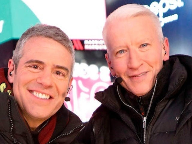 Anderson Cooper and Andy Cohen Had a Very NSFW Conversation During CNN's New Year's Eve Show