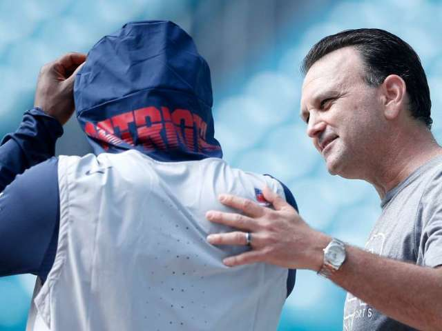 Antonio Brown's Agent Drew Rosenhaus Reportedly Ends Relationship With Wide Receiver