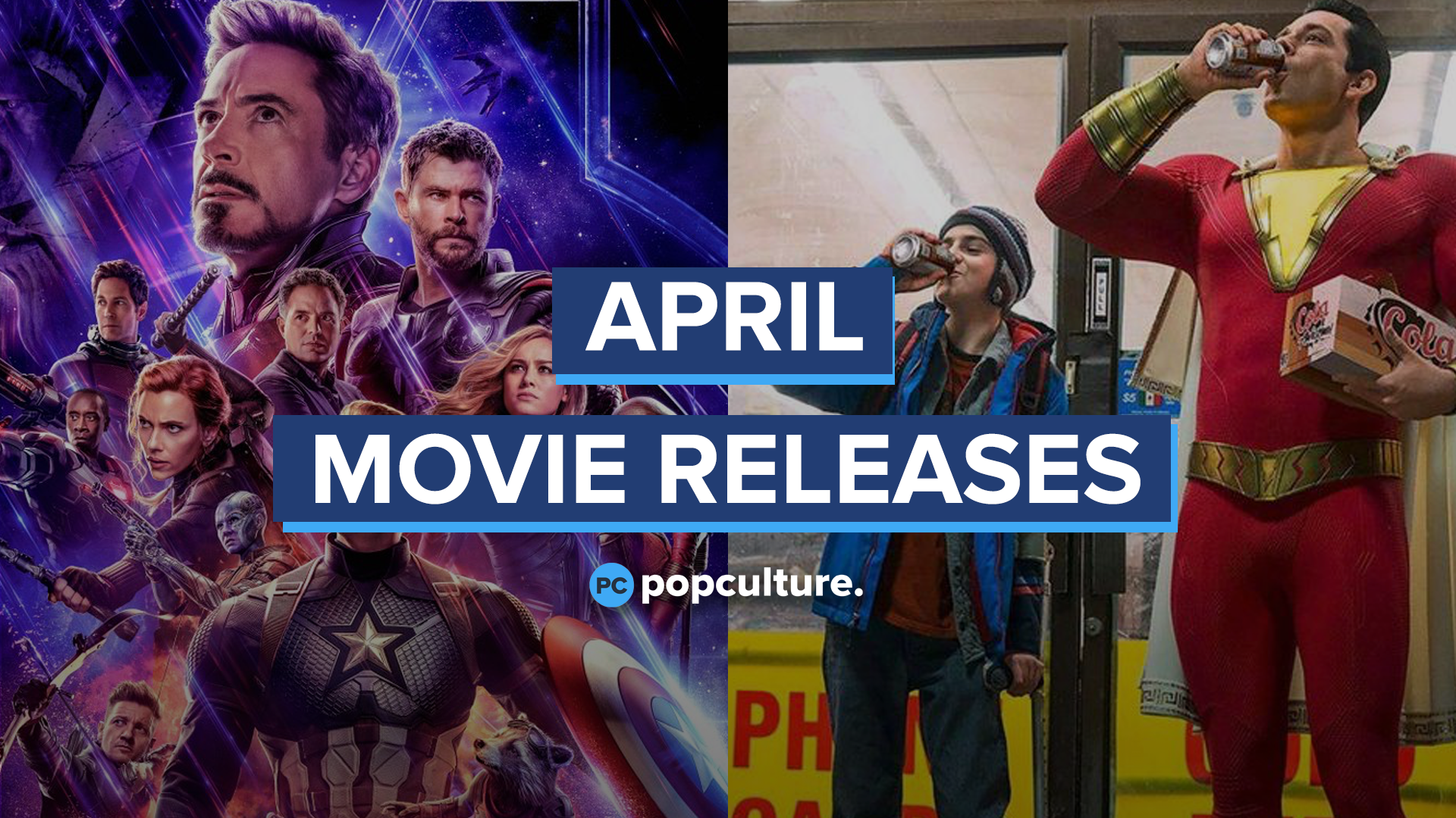 April 2019 Movie Releases screen capture