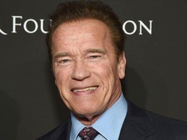 Arnold Schwarzenegger Puts His Own Spin on Dolly Parton Meme Challenge