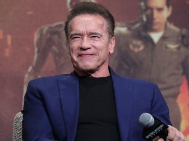 Arnold Schwarzenegger Posts Helpful Hand Washing Tutorial Amid Coronavirus Efforts