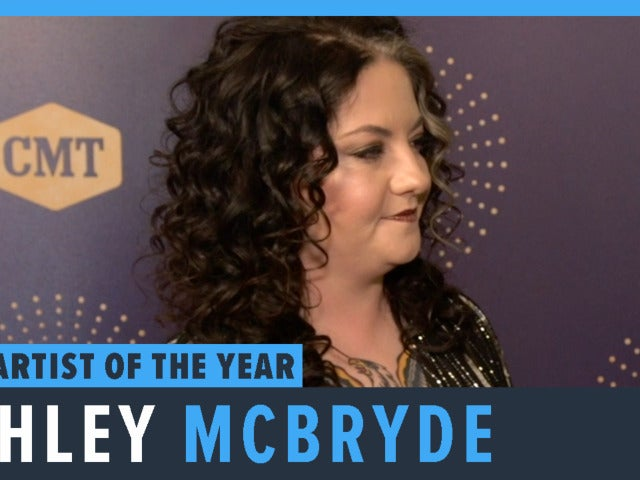 Ashley McBryde - 2019 CMT Artist of the Year Awards Exclusive Interview