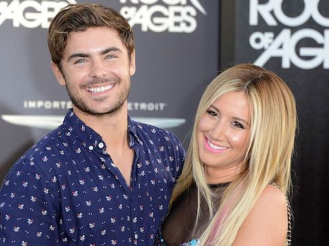 Zac Efron's 'High School Musical' Co-Star Ashley Tisdale Slams His On-Screen Kissing Talents