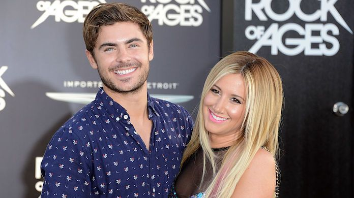 ashley-tisdale-zac-efron-getty
