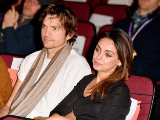 Ashton Kutcher Supports Wife Mila Kunis in First Outing Since 'The Ranch' Finale Release