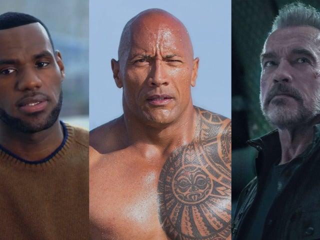 Athletes Turned Actors