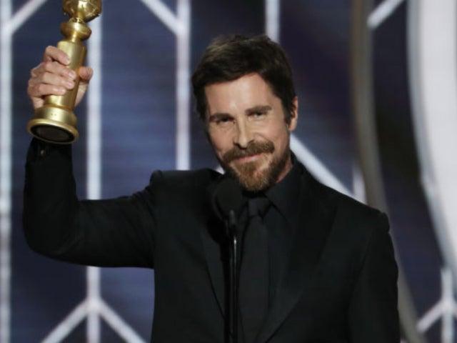 Golden Globes 2020: Christian Bale Backs out of Awards Show Due to Illness