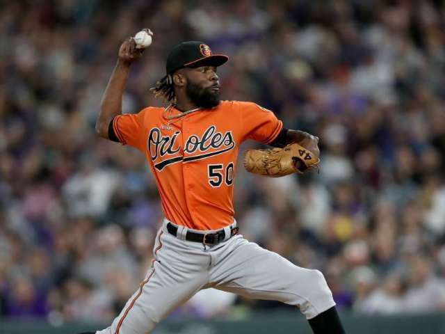 Baltimore Orioles Pitcher Miguel Castro Says He Was Robbed at Gunpoint in Dominican Republic