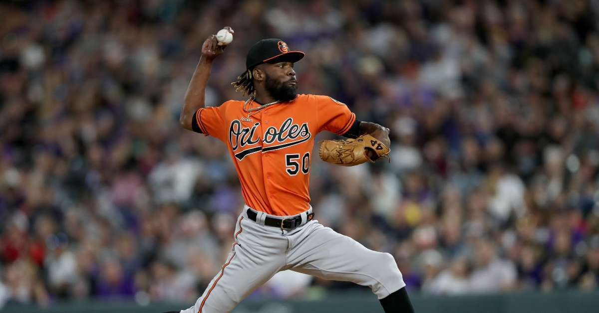 Baltimore Orioles pitcher Miguel Castro robbed gunpoint Dominican Republic