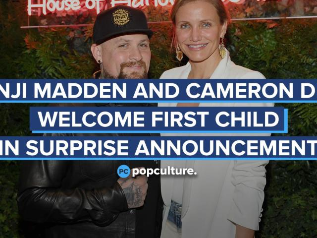 Benji Madden and Cameron Diaz Welcome First Child in Surprise Announcement