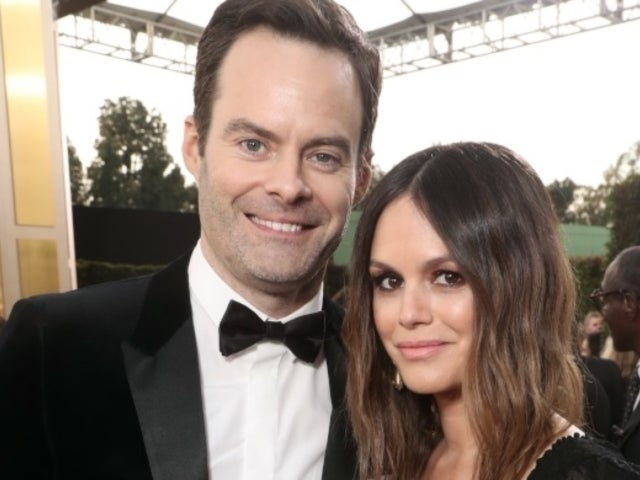 Golden Globes 2020: Bill Hader and Rachel Bilson Officially Together, New Red Carpet Photo Reveals