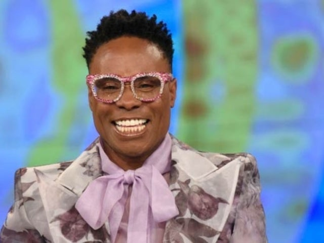 'The View' Fans Shocked to See Surprise Billy Porter Performance on Martin Luther King Jr. Day Episode