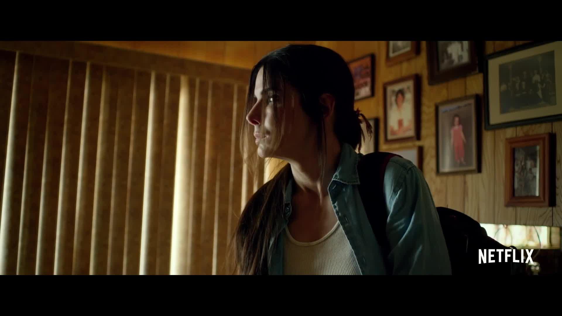 Bird Box - Official Trailer 2 - Netflix screen capture