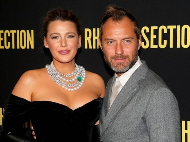 Blake Lively Reveals She Broke Her Hand Punching Jude Law in 'The Rhythm Section' Fight Scene