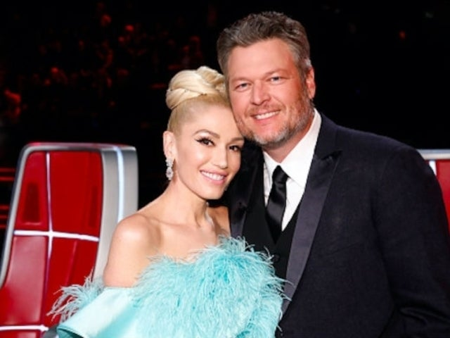 Blake Shelton and Gwen Stefani Drop 'Nobody But You' Video
