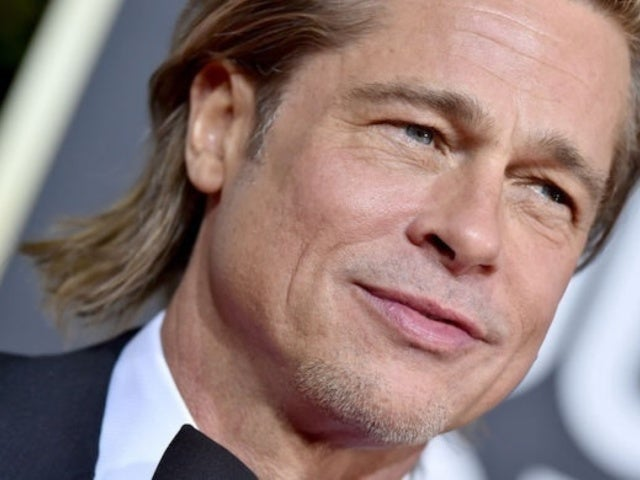 Brad Pitt Jokes About His 'Disaster of a Personal Life'