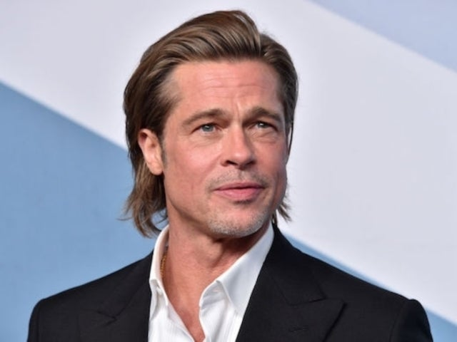 Brad Pitt Says Two Words While Watching Jennifer Aniston's SAG Awards Acceptance Speech