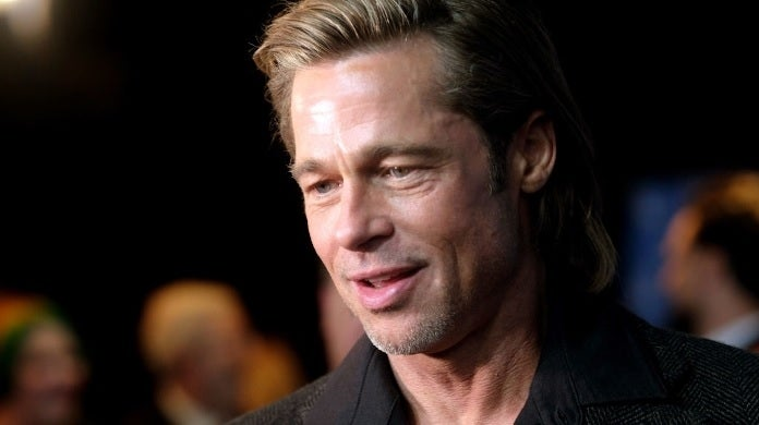 brad pitt getty images