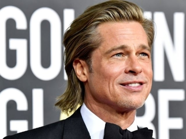 Brad Pitt Speaks out During Golden Globes About 'Running Into' Jennifer Aniston