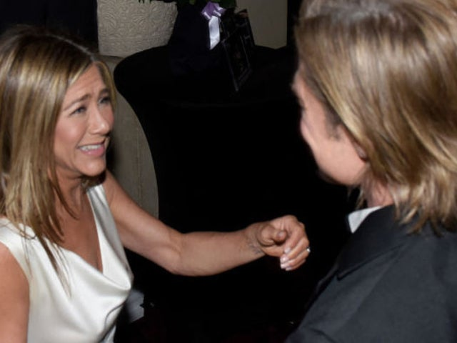 Brad Pitt and Jennifer Aniston Reportedly 'Want Nothing But Happiness for Each Other'