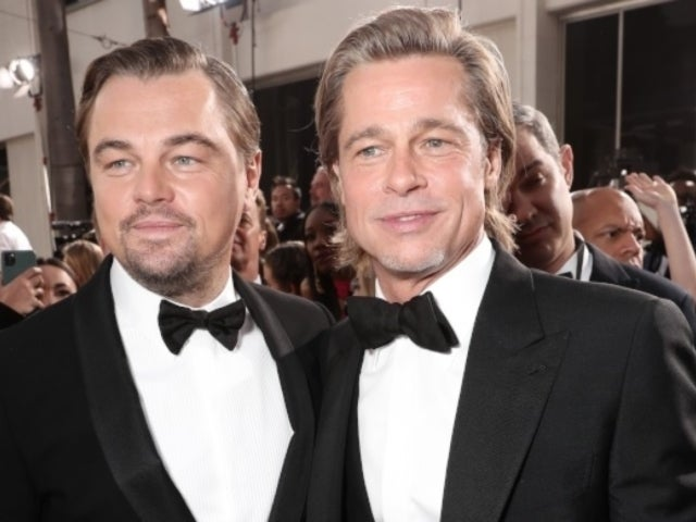 Golden Globes 2020: Brad Pitt Pokes Fun at Leonardo DiCaprio's 'Titanic' Moment Amid Win for Best Supporting Actor