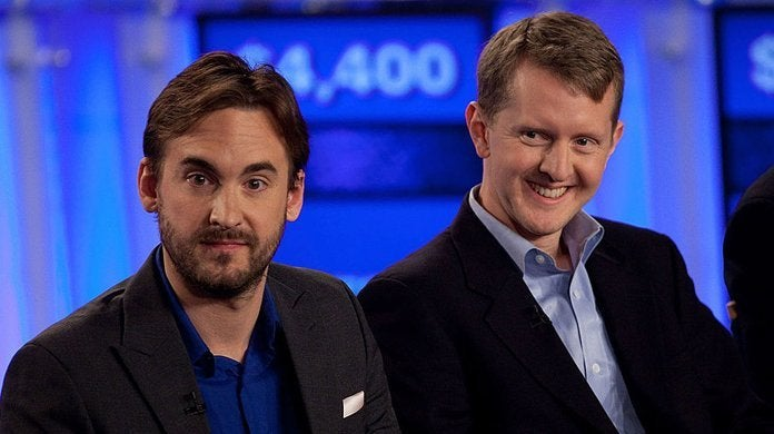 brad-rutter-ken-jennings-jeopardy-getty