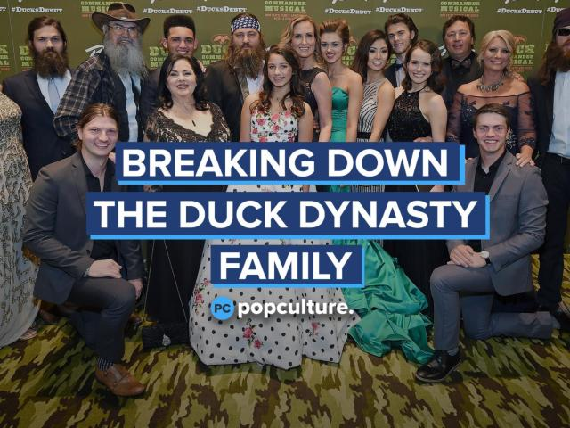 Breaking Down the Duck Dynasty Family