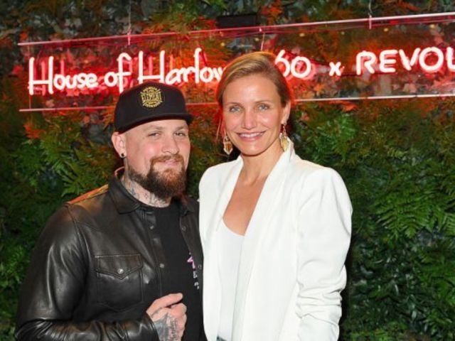 Cameron Diaz Reveals Rare Look Into Her Home, Makes Comment About Husband Benji Madden