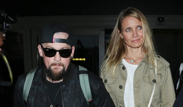 cameron-diaz-benji-madden-getty