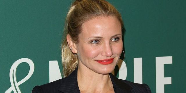 Cameron Diaz Fans Were Worried When She Started Randomly ...Cameron Diaz Age 2020