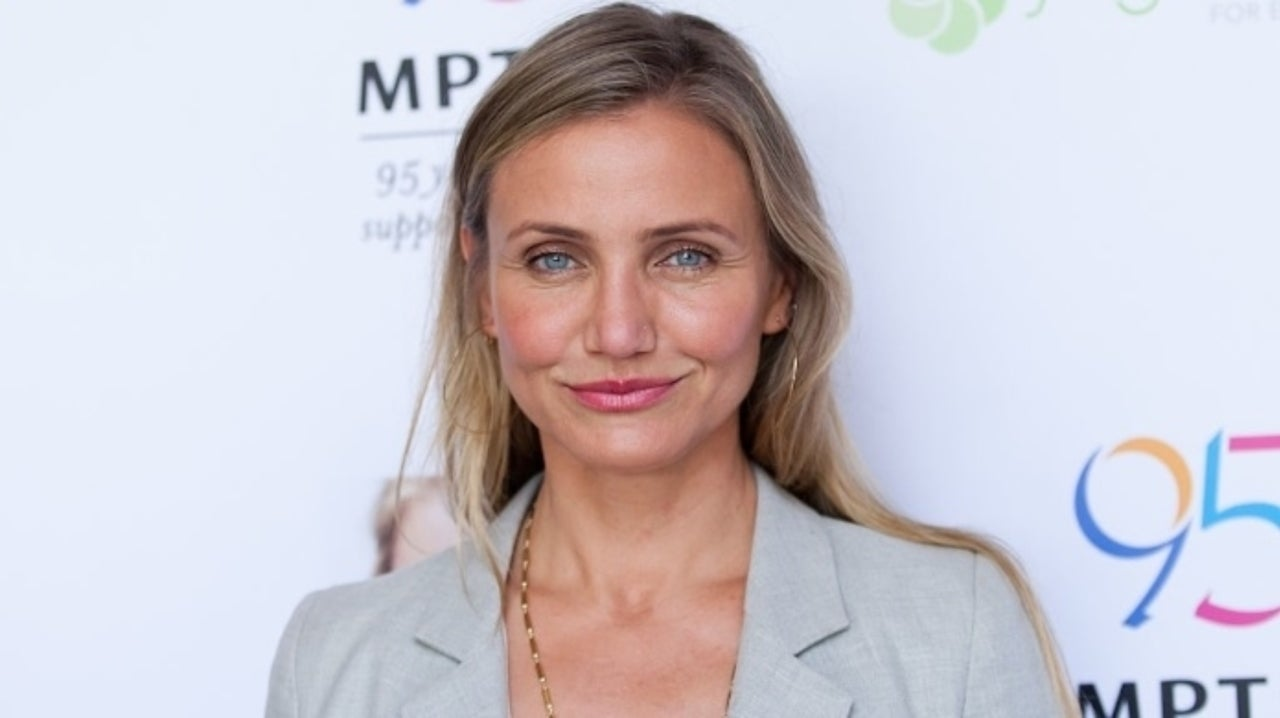 Cameron Diaz Spotted for First Time in New Photo After ...