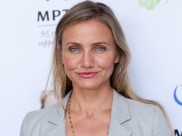 Cameron Diaz Spotted for First Time in New Photo After Welcoming Baby Girl