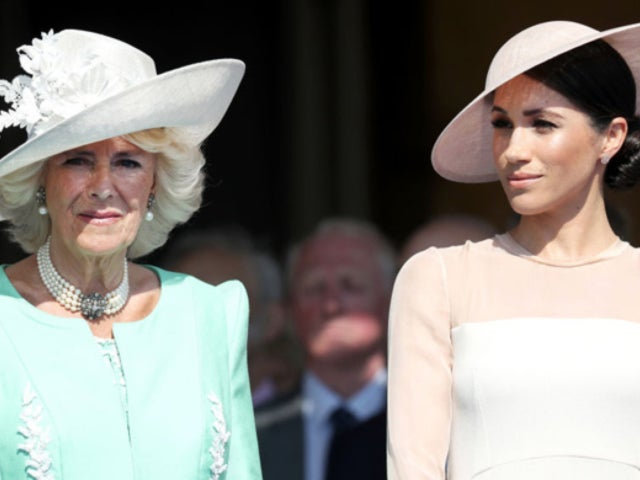 Meghan Markle and Prince Harry: Duchess of Cornwall Camilla Gives Revealing Response When Asked If She'll Miss Royal Couple