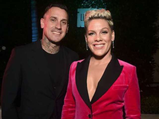 Pink's Husband Carey Hart Sparks Comments After Blunt Valentine's Day Post