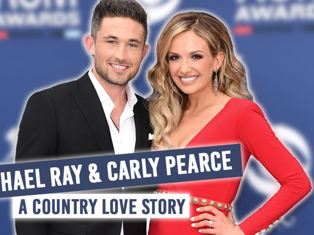 Carly Pearce and Michael Ray - A Country Love Story