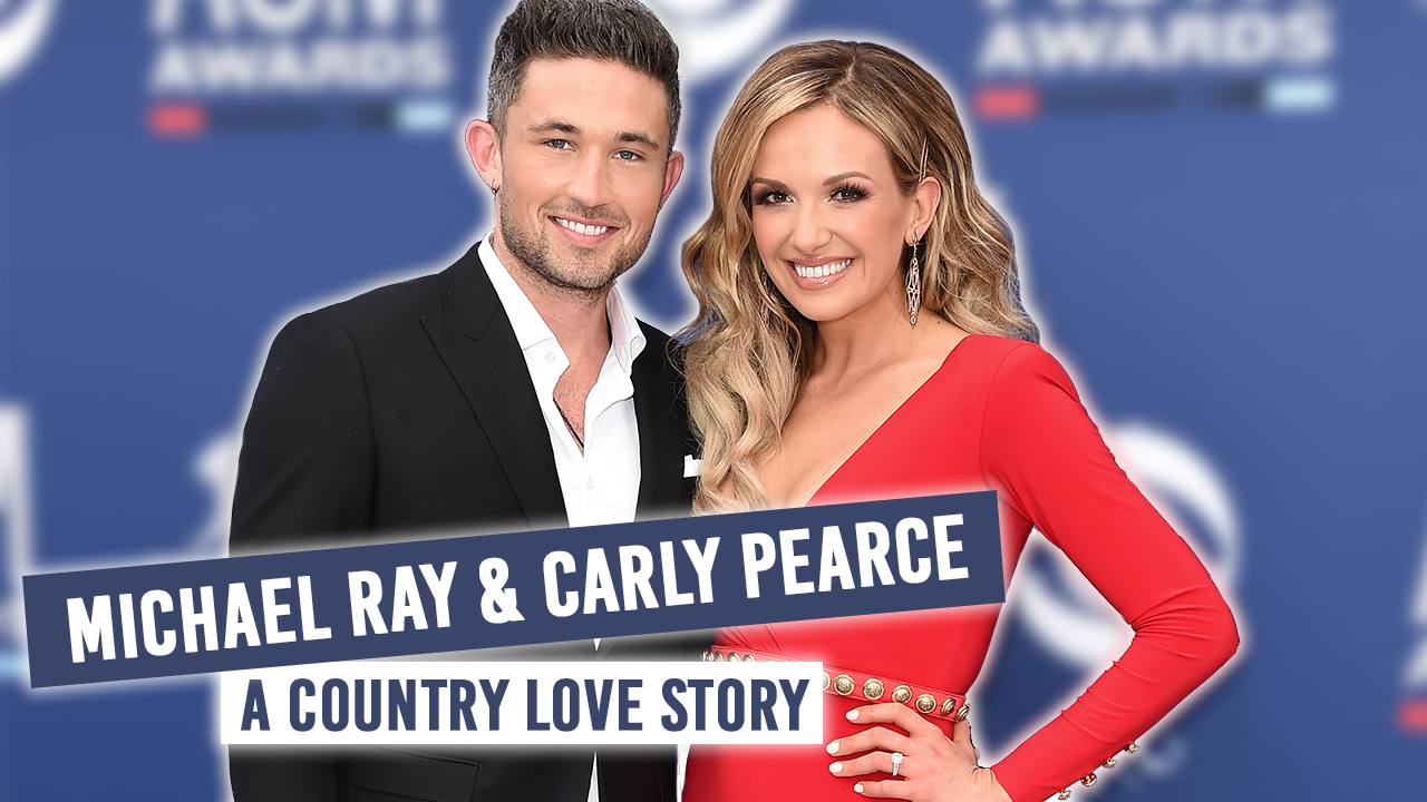 Carly Pearce and Michael Ray - A Country Love Story screen capture