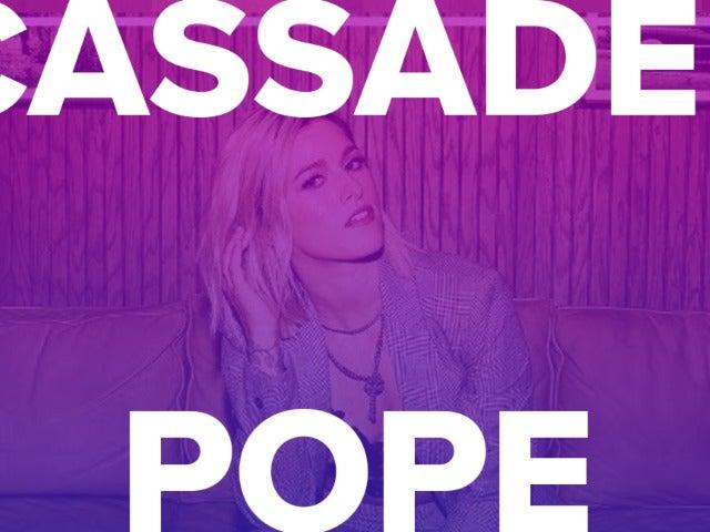 Cassadee Pope Performs