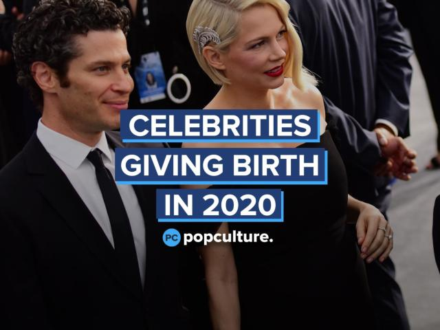 Celebrities Giving Birth in 2020