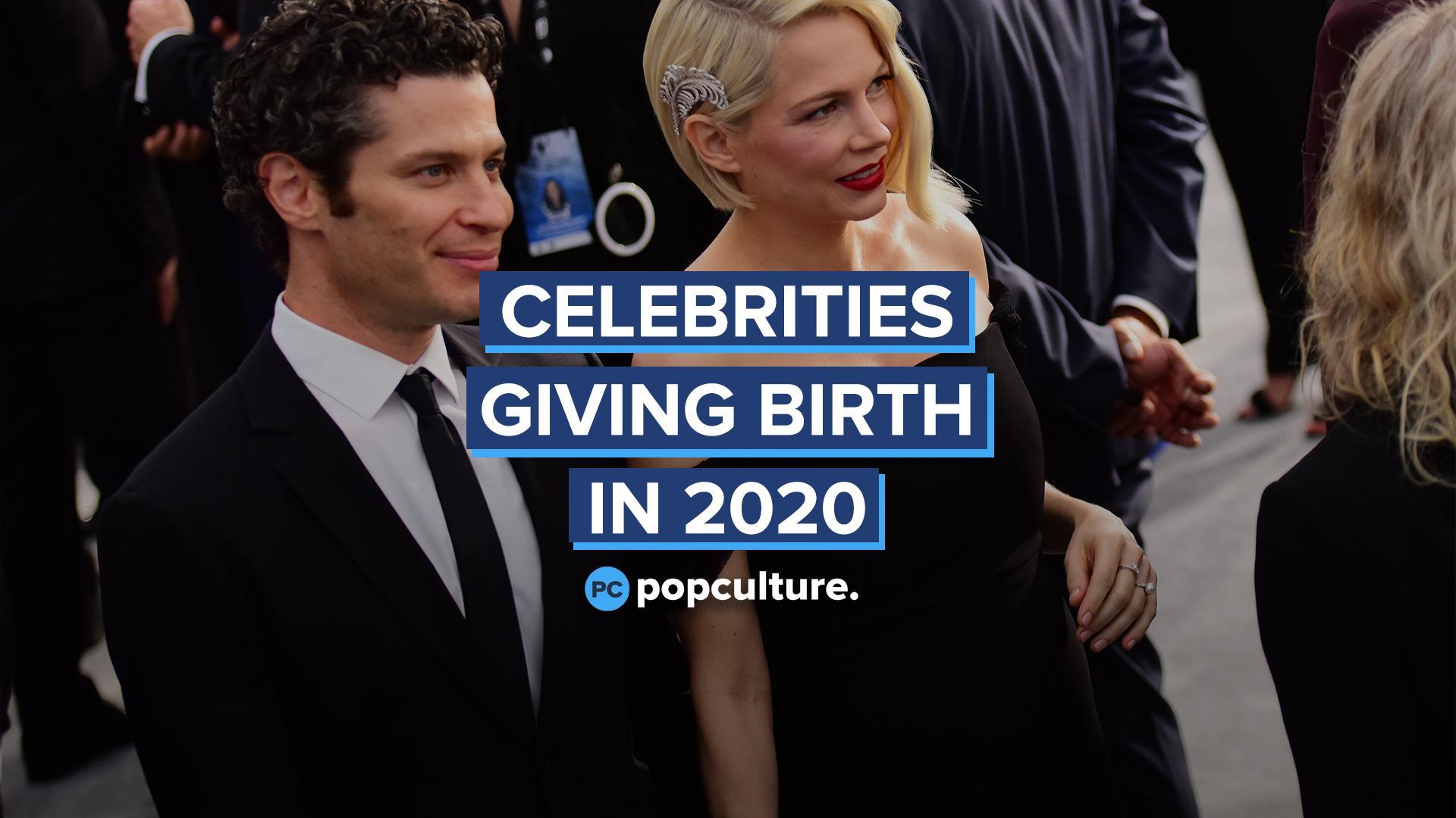 Celebrities Giving Birth in 2020 screen capture
