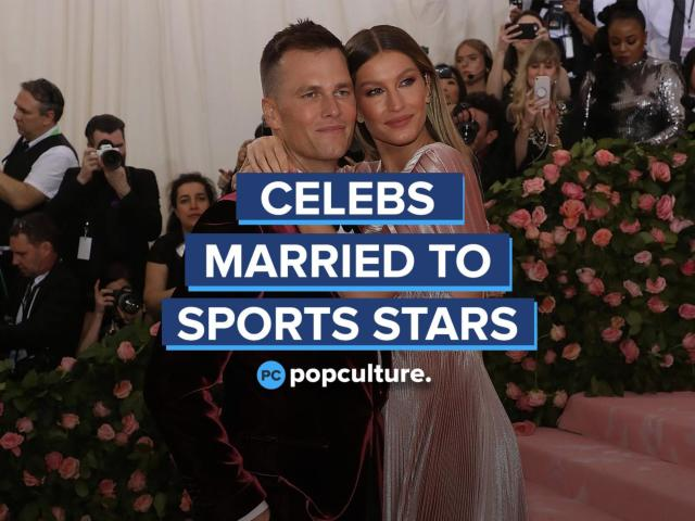 Celebrities Who Married Sports Super Stars